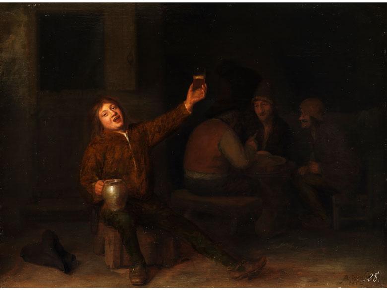 Pieter Harmensz Verelst, 1618 - 1668