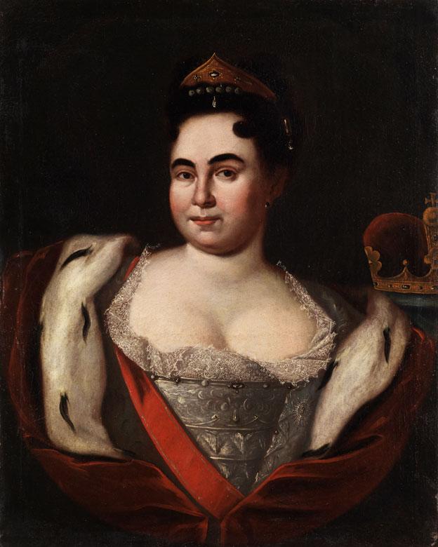 Russischer Maler um 1720