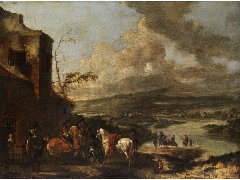 Niederländischer Meister des 17./18. Jahrhunderts