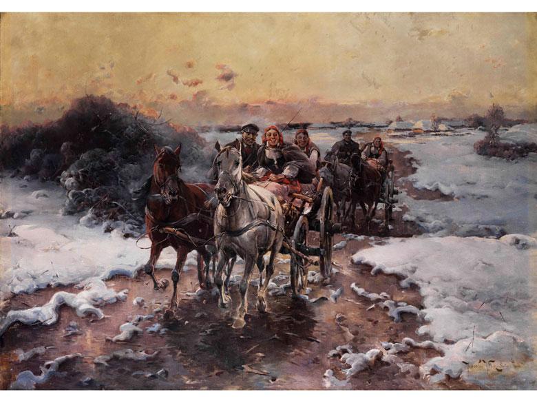 Jaroslav Friedrich Julius Vesin, 1859 - 1915 Sofia