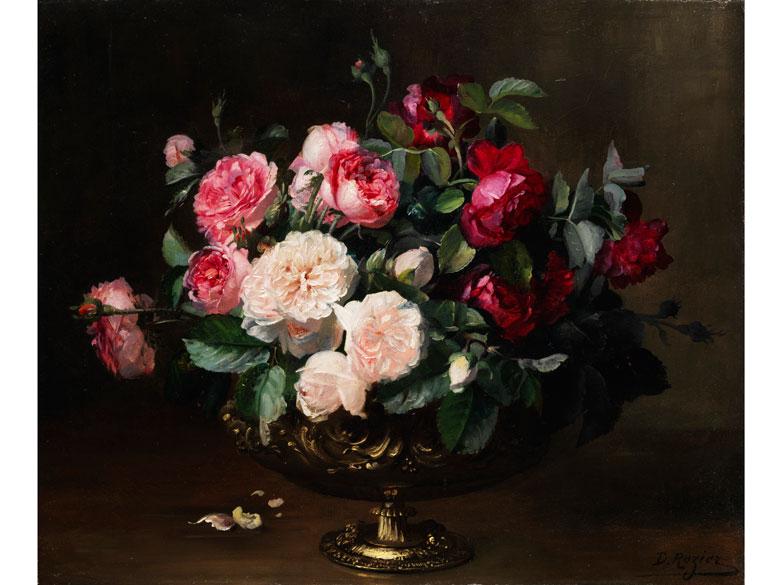 Dominique Rozier, 1840 – 1901