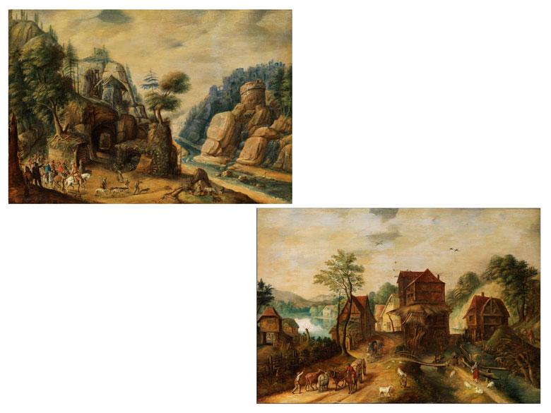 Frederick van Valckenborch, 1570 – 1623