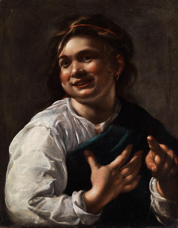 Flämischer Maler im Umkreis des Jan Roos, 1591 – 1638