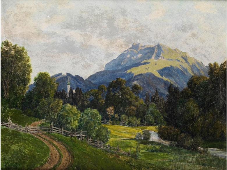 Lothar Rudolf Meilinger, 1887 - 1935 München