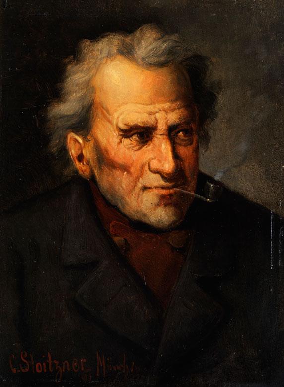 Carl Siegfried Stoitzner, 1866 Wien – 1943