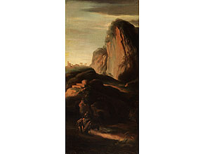 Detail images:  Salvator Rosa, 1615 - 1673, Umkreis