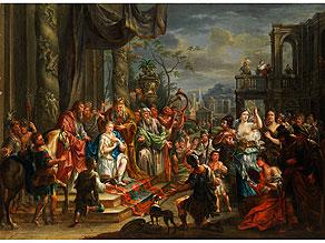 Detailabbildung: Johann Georg Platzer, 1704 - 1761