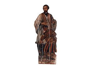 Detail images:  Lebensgrosse Darstellung des Jesuiten-Heiligen Franz Xaver