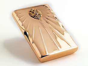 Detail images:  Russische Golddose