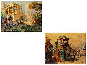 Detail images:  Ch. van Roose