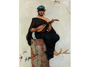 Detailabbildung:  † Frederik-Hendrik Kaemmerer, 1839 Den Haag - 1902 Paris
