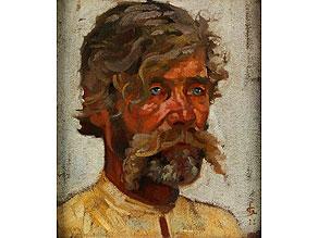 Detail images:  Russischer Maler des beginnenden 20. Jahrhunderts