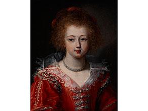 Detail images:  Genueser Maler des 17. Jahrhunderts nach flämischen Vorbildern