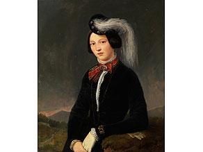 Detail images:  C. Pfann, Deutscher Maler des 19. Jahrhunderts