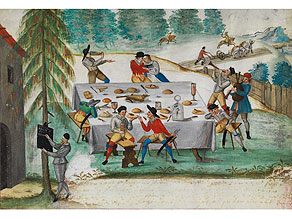 Detail images:  Deutscher Maler des 17. Jahrhunderts
