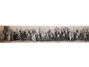 Detail images:  Friedrich Zimmermann Münchner Kupferstecher des ausgehenden 19. Jahrhunderts