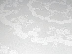 Detail images:  Quadratisches Tischtuch mit Nelken