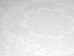 Detail images:  16 Mundtücher mit Kleeblättern
