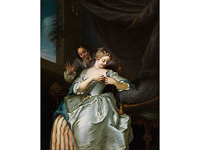 Detail images:  Gaspard Gresly, 1712 - 1756
