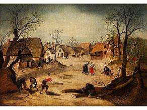 Detailabbildung: Abel Grimmer (Grimmaert), 1570 - vor 1619 Antwerpen