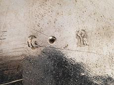 Detail images: Großer silberner Deckelhumpen