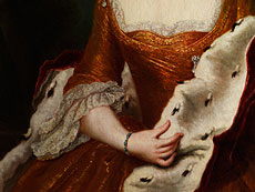 Detail images: Antoine Pesne, 1683 Paris - 1757 Berlin