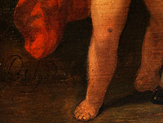 Detail images: B. Schyndel, Maler des 17. Jahrhunderts