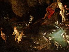 Detailabbildung: Maler des 17. Jahrhunderts, in der Nachfolge von Jan van Kessel