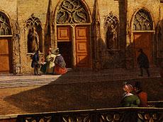Detail images: Pierre François de Noter, 1779 Waelhem - 1843 Gent, Maler im Umkreis von Verboeckhoven