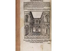 Detail images: Vitruvius Teutsch