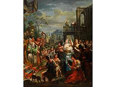 Detail images: Johann Georg Platzer, 1704 - 1761