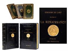 Detail images: † Bibliothek No. 4 Zweite Hälfte des 19. Jahrhunderts sowie einige Bände des ausgehenden 18. und des beginnenden 20. Jahrhunderts