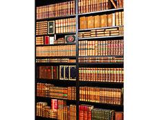 Detail images: † Bibliothek No. 3