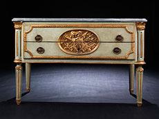 Detail images: Louis XVI-Kommode