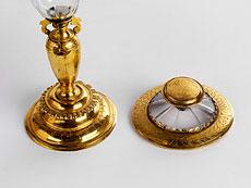 Detail images: Italienischer Deckelpokal