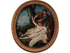 Detail images: François Boucher, Nachfolger des