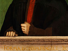 Detail images: Hans Brosamer, um 1500 Fulda - um 1554 Erfurt, zug.