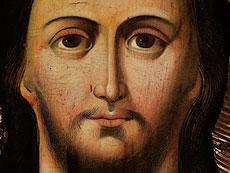 Detail images: Ikone des Pantokrator