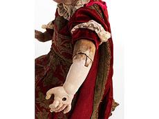 Detail images: Italienische Figur des Jesuskindes
