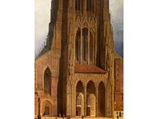 Detail images: Max Emanuel Ainmiller, 1807 München - 1870