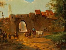 Detail images: Niederländischer Maler der Zeit um 1800