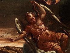 Detail images: Salvator Rosa, 1615 Arenella - 1673, Umkreis