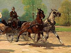 Detail images: L. Lasky, Maler des beginnenden 20. Jahrhunderts