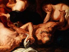 Detail images: Peter Paul Rubens, Nachfolge