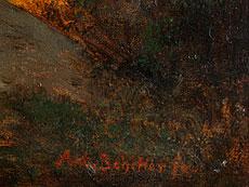 Detail images: Anton Schiffer, 1811 Graz - 1876 Wien