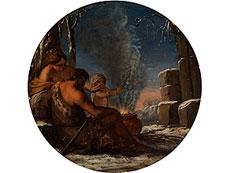 Detailabbildung: Italienischer Maler des 17./ 18. Jahrhunderts