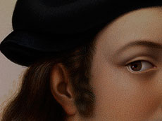 Detail images: Fanny Romanini, um 1795 - 1854 Rom, zug.