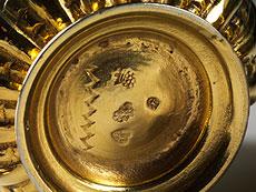 Detail images: Paar Augsburger Deckelbecher