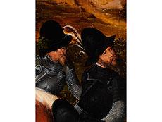 Detail images: Lucas Cranach der Jüngere, 1515 - 1586 Wittenberg