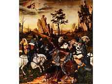 Detailabbildung: Lucas Cranach der Jüngere, 1515 - 1586 Wittenberg